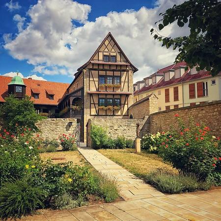 Erfurt Architecture