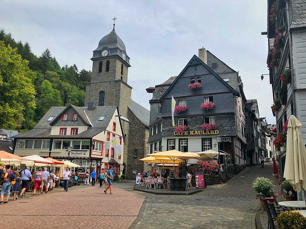 The Square in Monschau
