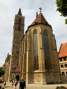 The Church of St. Jakob