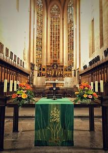 The Altar at Saint James Church
