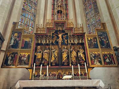The Twelve Apostles Altar