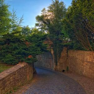 Romantic Castle Walk