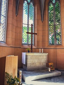 Chapel of the Body of Christ Altar