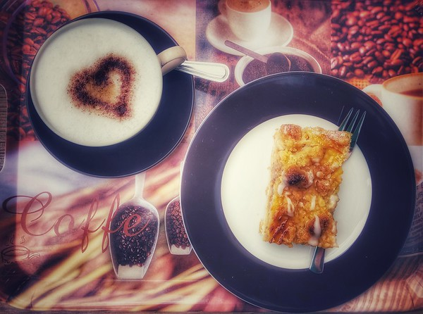 A Dream of Kuchen and Coffee