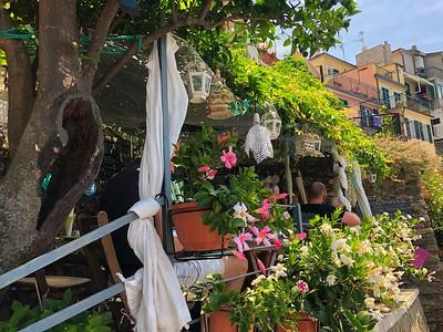 Restaurant in Corniglia