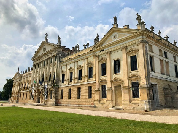 The Villa Pisani