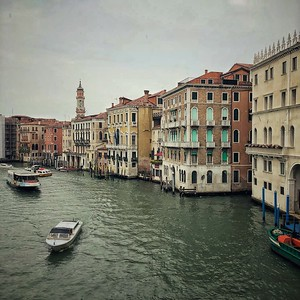 Lagoon in Venice
