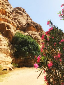 Nabataean site of Little Petra
