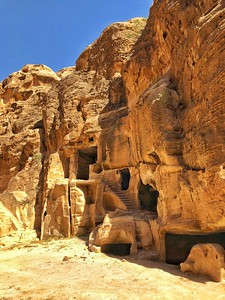 Archaeological Site of Little Petra