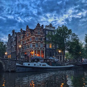 Flemish Architecture in Amsterdam