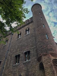The Binnenhof Tower