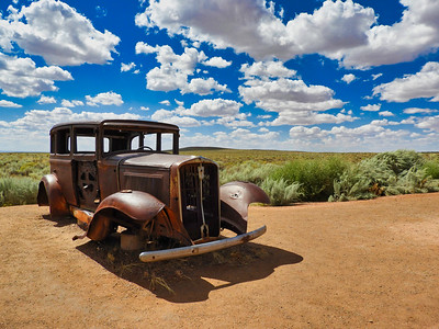 The Old Route 66