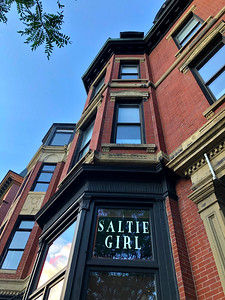 Saltie Girl Brownstone