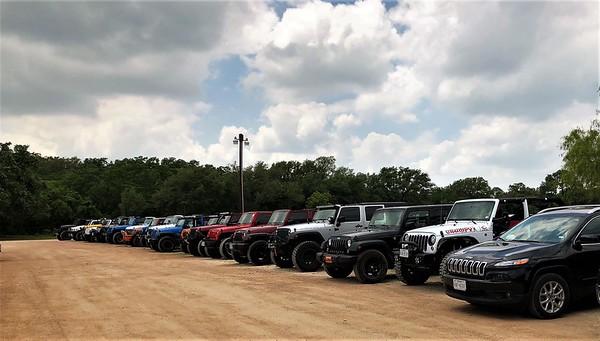 Jeep Parade