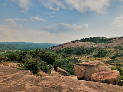 Enchanted Rock State Natural Area View