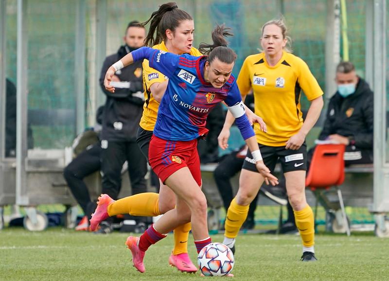 FCB 1893 Frauen FC Luzern CUP HF 2021 © Klaus Brodhage (4)
