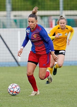 FCB 1893 Frauen FC Luzern CUP HF 2021 © Klaus Brodhage (3)