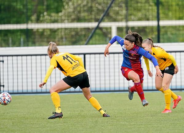 FCB 1893 Frauen FC Luzern CUP HF 2021 © Klaus Brodhage (10)