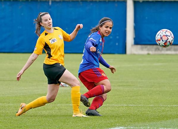 FCB 1893 Frauen FC Luzern CUP HF 2021 © Klaus Brodhage (15)