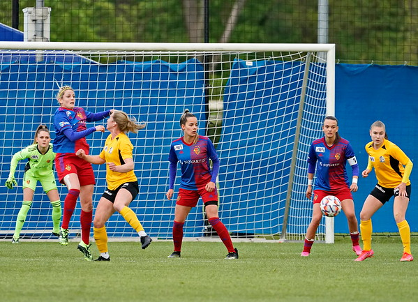 FCB 1893 Frauen FC Luzern CUP HF 2021 © Klaus Brodhage (18)