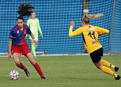 FCB 1893 Frauen FC Luzern CUP HF 2021 © Klaus Brodhage (6)