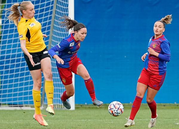 FCB 1893 Frauen FC Luzern CUP HF 2021 © Klaus Brodhage (16)