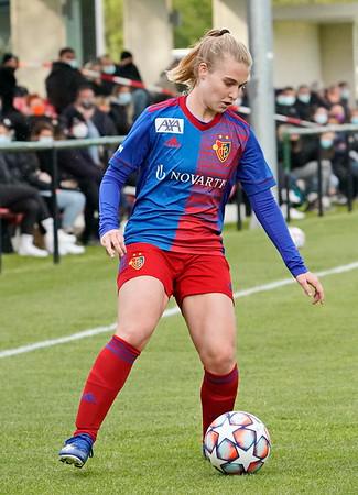 FCB 1893 Frauen FC Luzern CUP HF 2021 © Klaus Brodhage (22)