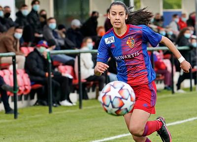 FCB 1893 Frauen FC Luzern CUP HF 2021 © Klaus Brodhage (8)
