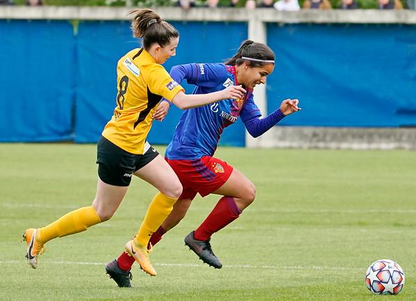 FCB 1893 Frauen FC Luzern CUP HF 2021 © Klaus Brodhage (13)