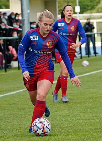 FCB 1893 Frauen FC Luzern CUP HF 2021 © Klaus Brodhage (21)