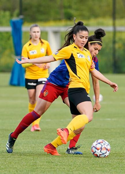 FCB 1893 Frauen FC Luzern CUP HF 2021 © Klaus Brodhage (5)