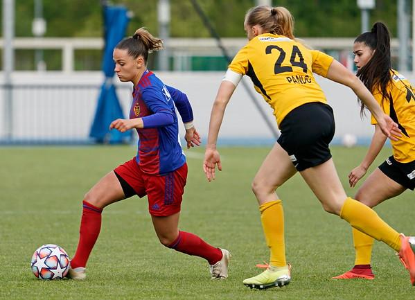 FCB 1893 Frauen FC Luzern CUP HF 2021 © Klaus Brodhage (2)