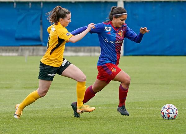 FCB 1893 Frauen FC Luzern CUP HF 2021 © Klaus Brodhage (14)