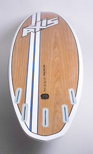 "AXIS 2014 Pure Wave 5'10"" Tail View OAK Series"