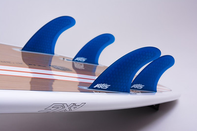 "AXIS 2014 Pure Wave 6'0"""" Detail OAK Series"
