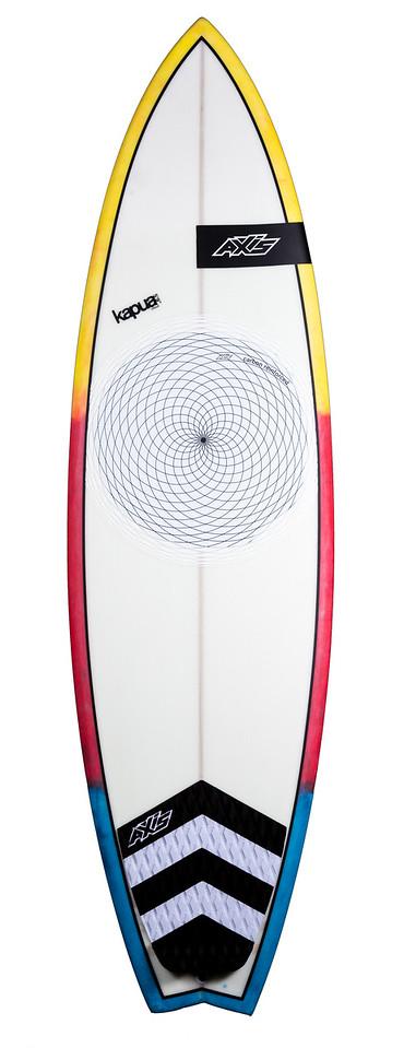 AXIS 2016 Kapua strapless Innegra tech