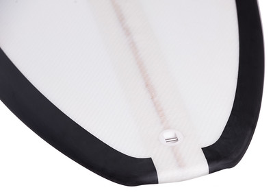 """AXIS 2017 Climax 5'8"""" Kite Surfboard, Close-up Tail"""