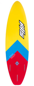 """AXIS 2017 New Wave 5'8"""" bottom"""