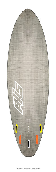 """AXIS 2017 - Innegra Carbon 8'4"""" SUP bottom"""