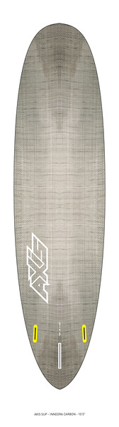"""AXIS 2017 - Innegra Carbon 10'0"""" SUP bottom"""