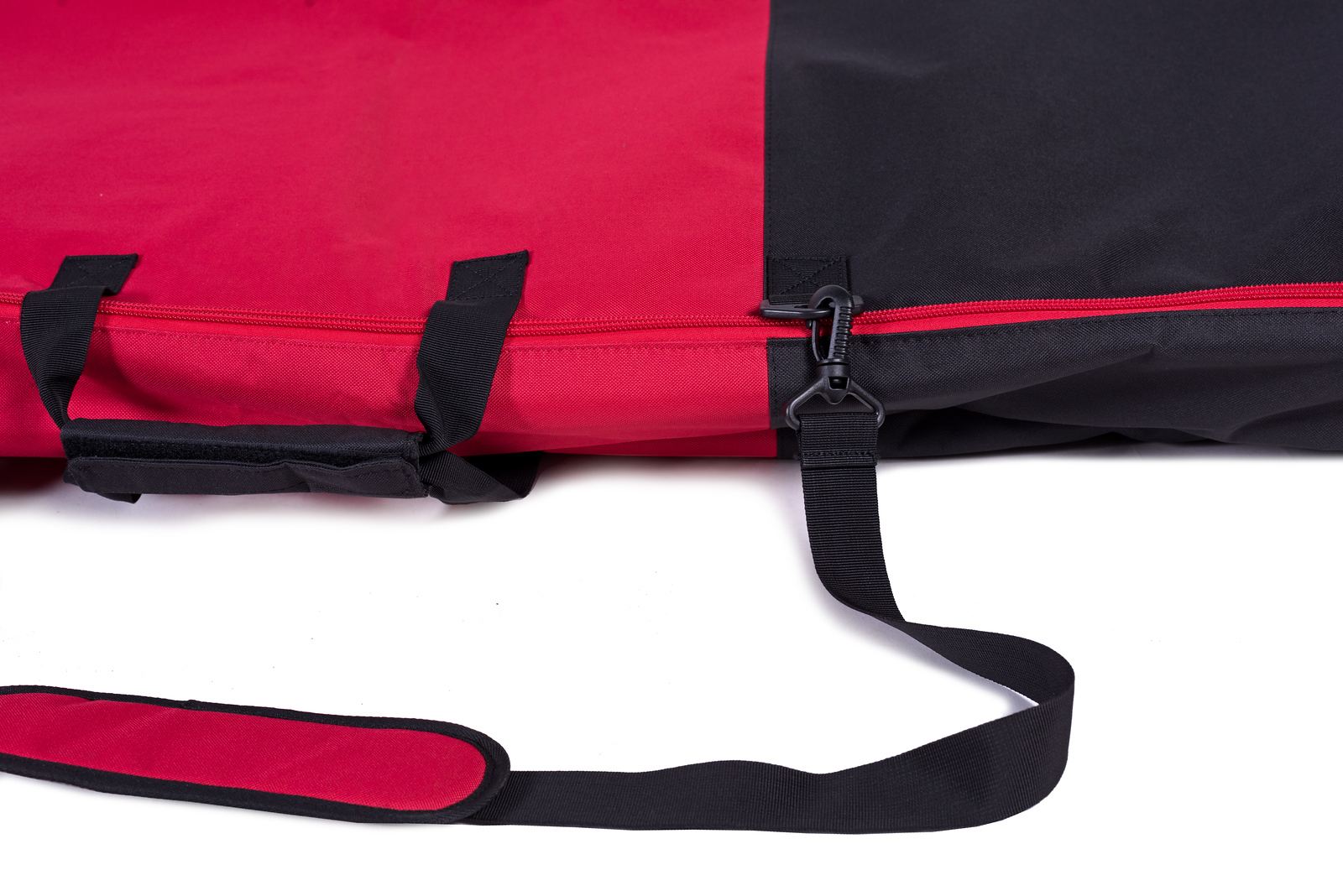 AXIS Twin Tip Double Board Bag Strap Detail