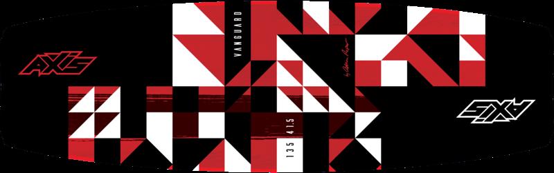 AXIS Vanguard 2017, top
