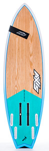 "AXIS Maroro 5'9"" Convertible Foilboard, Plate Mount, bottom"