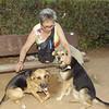 Dama; Maddie; people; mommy; puppy; owner; ayora
