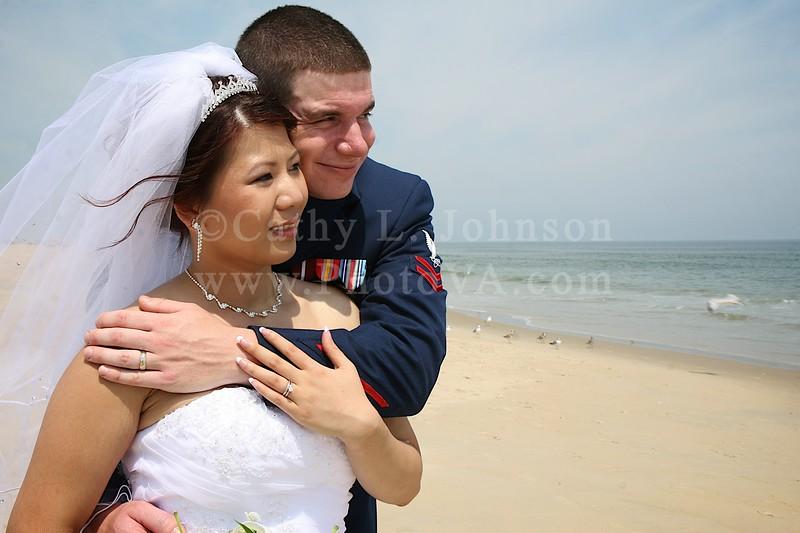 Virginia Beach Wedding Photography - Shifting Sands Beach Club - Dam Neck Naval Air Station