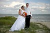 Hampton Wedding Photography - Beach Wedding - Fort Monroe