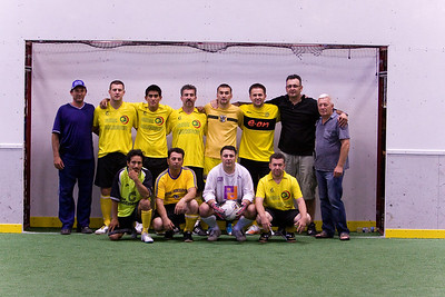 Soccer Finals - 2
