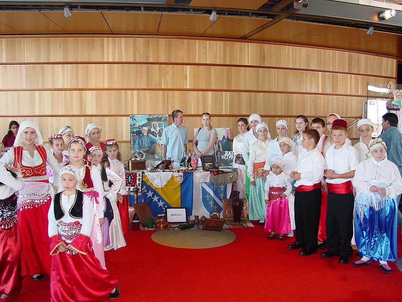 Around Bosnian Table 2