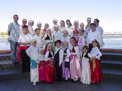 "Bosnian Group ""SEVDAH"" members 1"