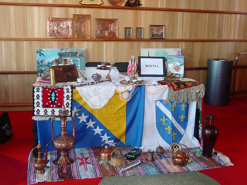 Bosnian Table